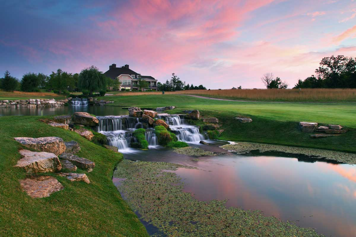 PGA TOUR TPC River's Bend Golf Course