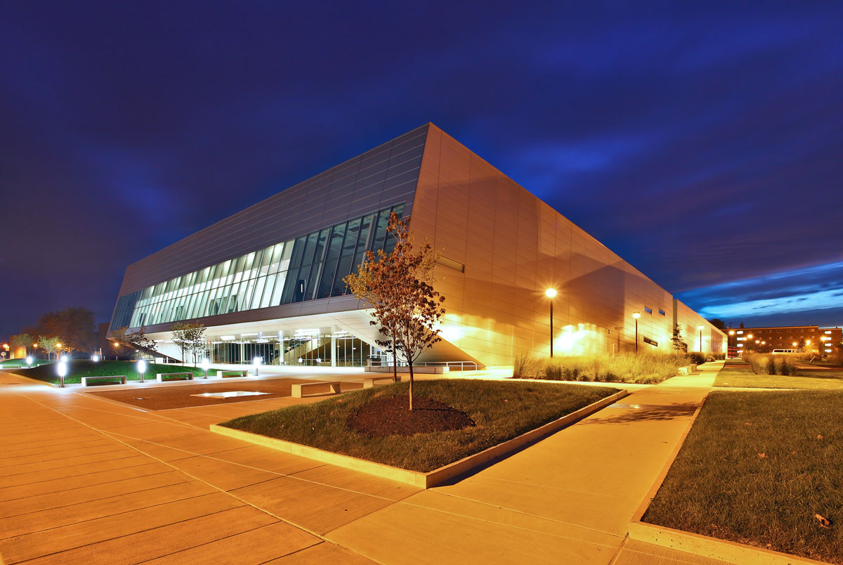 The Wolfe Center | Bowling Green State University