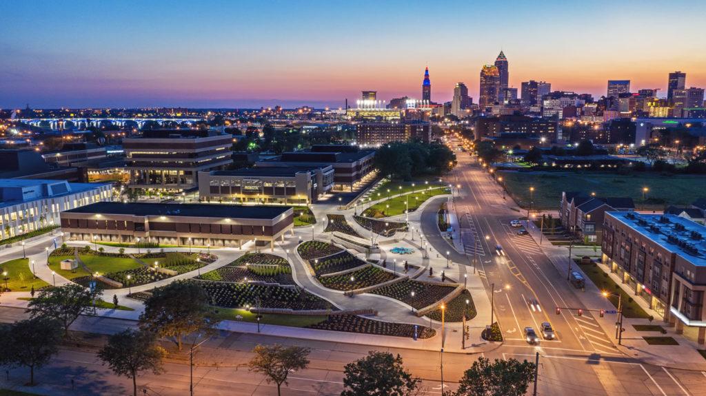 Cleveland Community College Landscape Design City Architecture